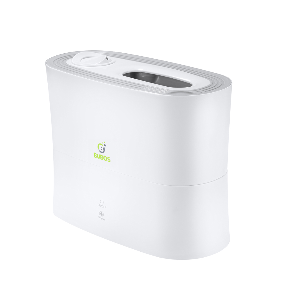 Bubos Ultrasonic Warm and Cool Mist Humidifier