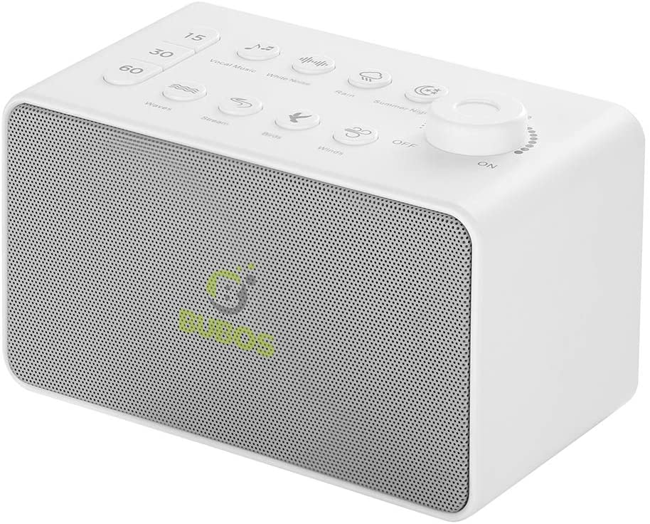 Bubos White Noise Machine - Sound Machine