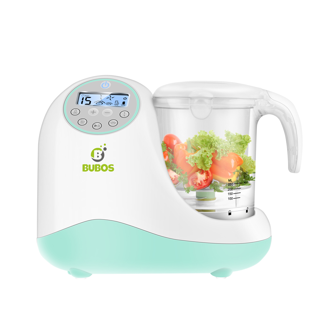 Bubos Smart 5-in-1 Baby Food Maker